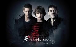 Dean, Sam and John Winchester