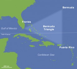 What is the Bermuda Triangle?:  The Unexplained