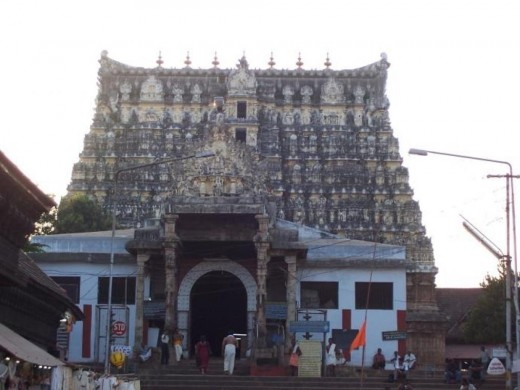 Anantha Padmanabha Temple, Thriruvananthapuram