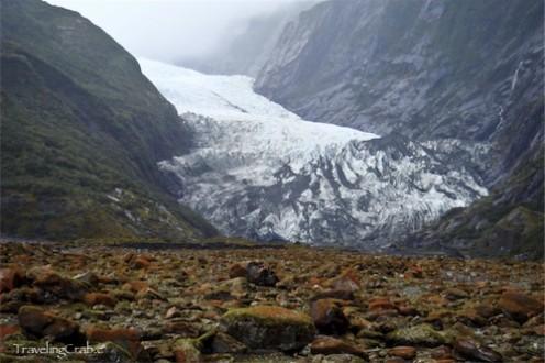 Fox Glacier up close and personal