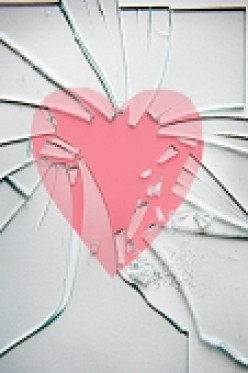 My once broken heart was a LESSON for me