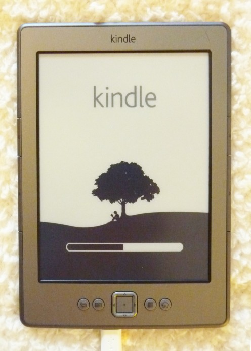 Booting the $49 Kindle