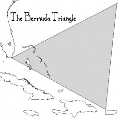 Rational and Fantastical Theories Explaining the Bermuda Triangle: The Unexplained