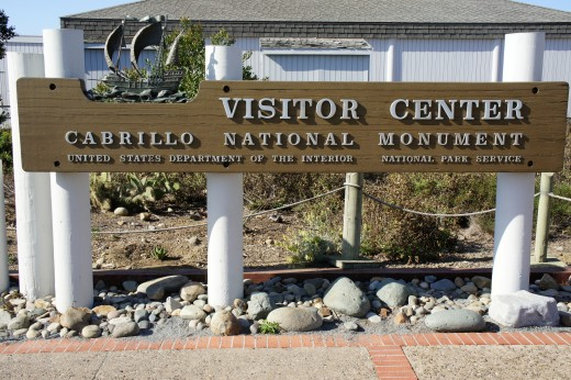 Cabrillo National Monument Visitor Center