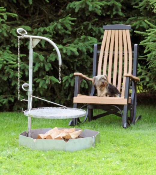 Stainless Outdoor Cooker
