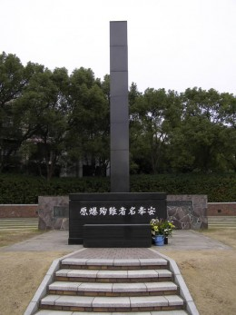 Hypocenter of the Bomb Blast