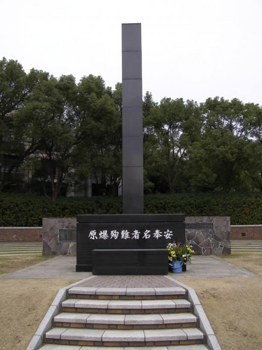 Hypocenter of the Bomb Blast