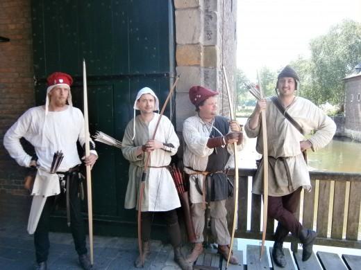 More guard duty