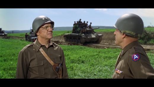 Malden and Scott in the Field