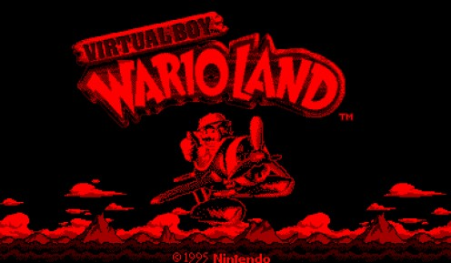 The Virtual Boy's Warioland: incidentally, a really good game.