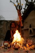The Aghori Clan, Black Magic and Sex in the Graveyard