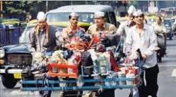 The Dabbawallas of Mumbai
