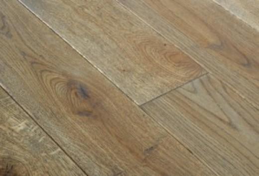 Galleria Engineered Fumed Flooring