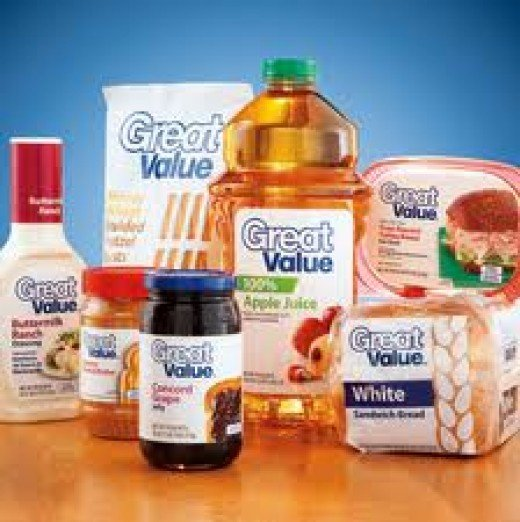 Stop paying for the fancy labels and sleek marketing and buy generic food brands instead.