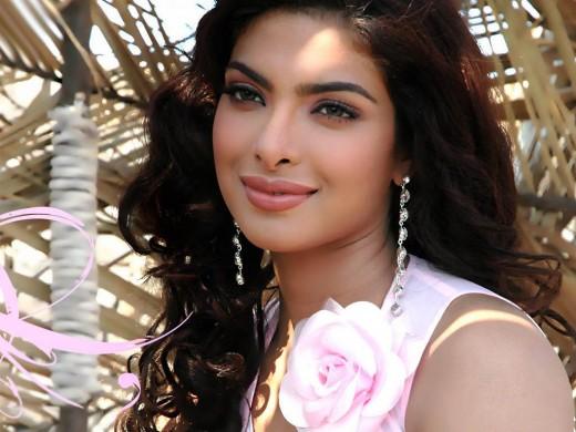 the beautiful Priyanka