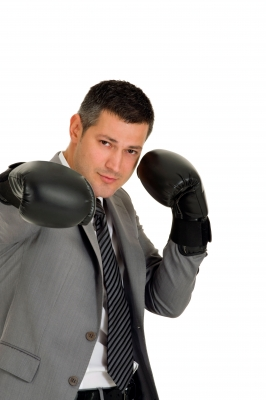 Working with your boss shouldn't feel like a boxing match.