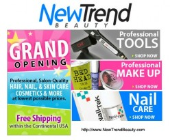 Wholesale Barber and Beauty Supply Store