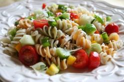 Chinese Pasta Salad