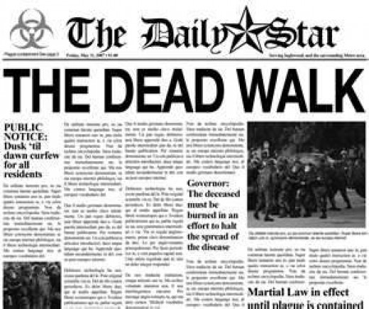 With the Pretend Print, you could pretend to read headlines just like this one! It's up to you!