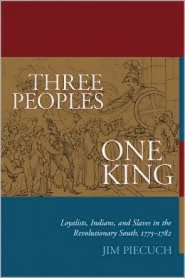 Three Peoples One King by Jim Piecuch