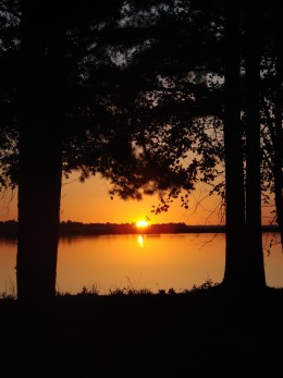 Visit beautiful Land Between the Lakes