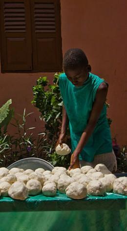 Cassava Dough