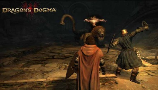 Dragon's Dogma Walkthrough begins with defeating the Chimera.