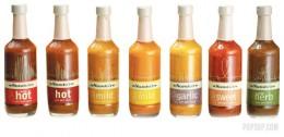 Peri-peri sauce varieties