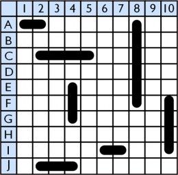 "The only thing missing in this game of ""Battleship"" is a little square with Rihanna's face in it."