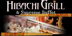 Hibachi Grill and Supreme Buffet Logo