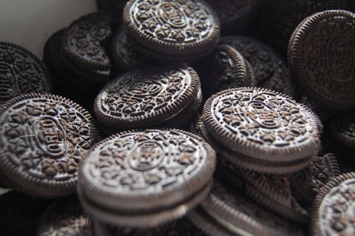 Oreos are the ultimate cookie to make other desserts out of. Try it you just might love it.