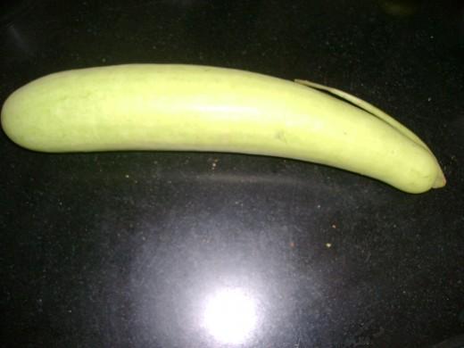 Lauki or Bottle Gourd