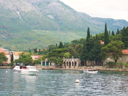 Cavtat View
