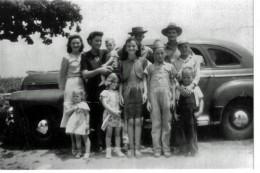 Dick and Izora McCool family.