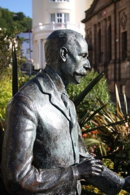 Sir Edward Elgar- one of Britain's most famous composers was born and bred in the area. His most famous piece is the 'Pomp & Circumstances Marches' also known as 'Land of Hope and Glory'.