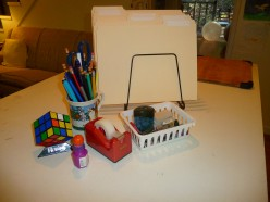 How to Set Up Your Homeschool Supplies