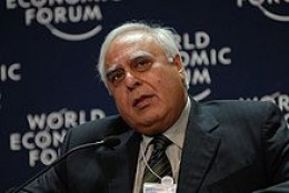 Kapil Sibal had uttered many irresponsible statements