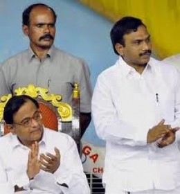 Chidambaram And Raja Had Never Met?