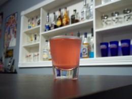 Pink Flabongo Shot
