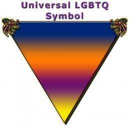 Universal Symbol for LGBTQ Unity