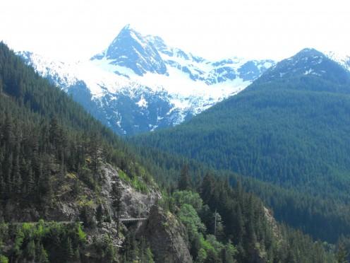 Towering Peaks looking for Ruby Mountain