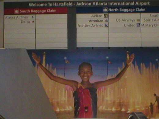 Atlanta, GA Hartsfield-Jackson Airport