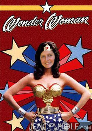 A much treasured card from a friend who superimposed my picture on Wonder Woman.  Wonderfully creative and to the point at a time when I needed much strength to go on.