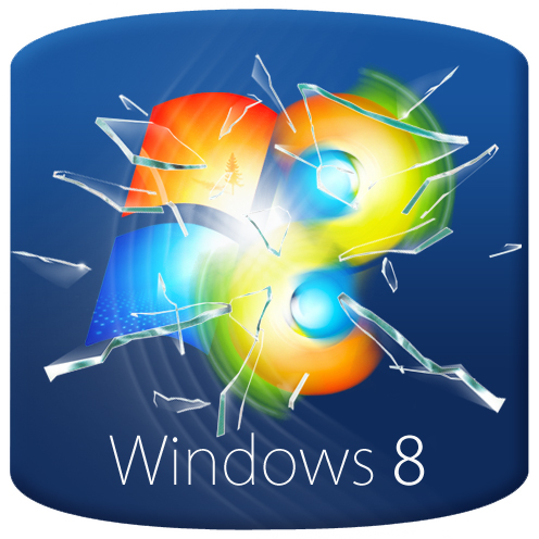 I happen to like this Windows 8 logo. I wonder what the real one will look like?