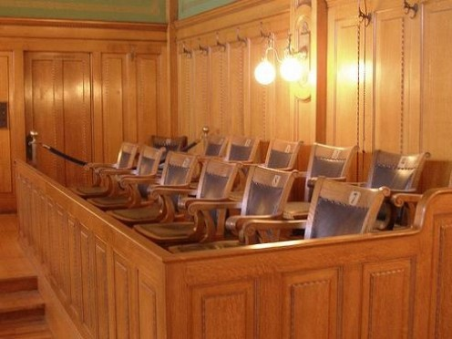 Can justice be served with twelve of your carefully selected peers?