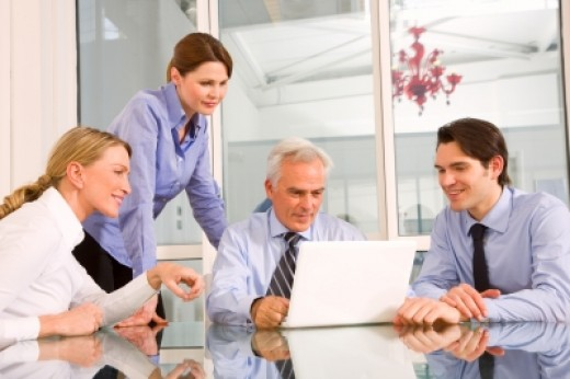 A good leader communicates effectively with their team.