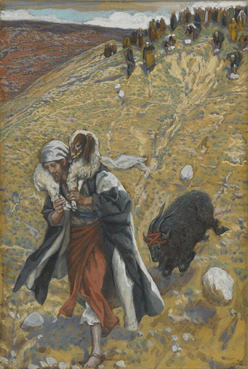 "The stoning of an individual to deliver a city from pestilence was an established ""scapegoating"" (in Greek, pharmakeia) technique in Antiquity. Agnus-Dei: The Scapegoat"