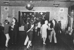 A typical early gig in 1960
