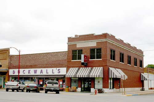 We shopped at Duckwall's...just not this one, which is in Kansas.
