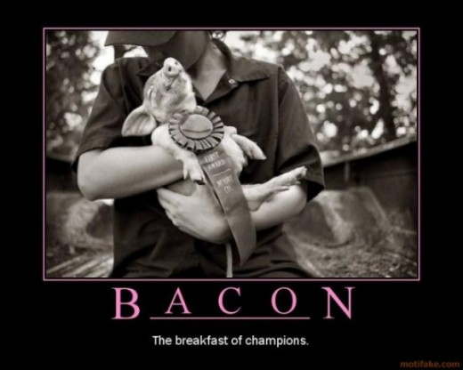 Bacon: The Breakfast of Champions